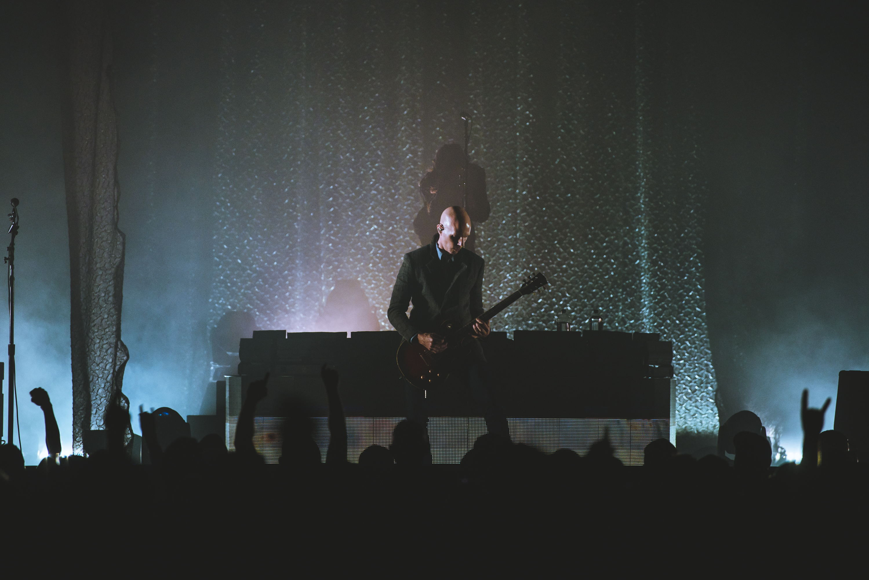 A Perfect Circle Piles on the Premieres During Spring Tour