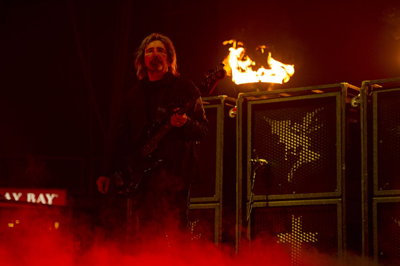"""Black Sabbath's Geezer Butler Looks Ahead and Talks About """"The End"""""""