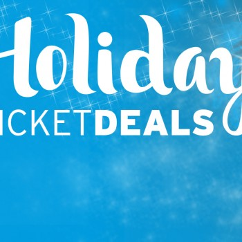 New Holiday Deals: Give Great Times & Save Up To 60%