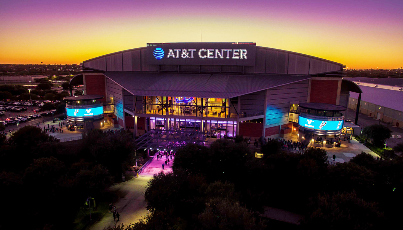 AT&T Center Gift Guide: Hot Holiday Tickets