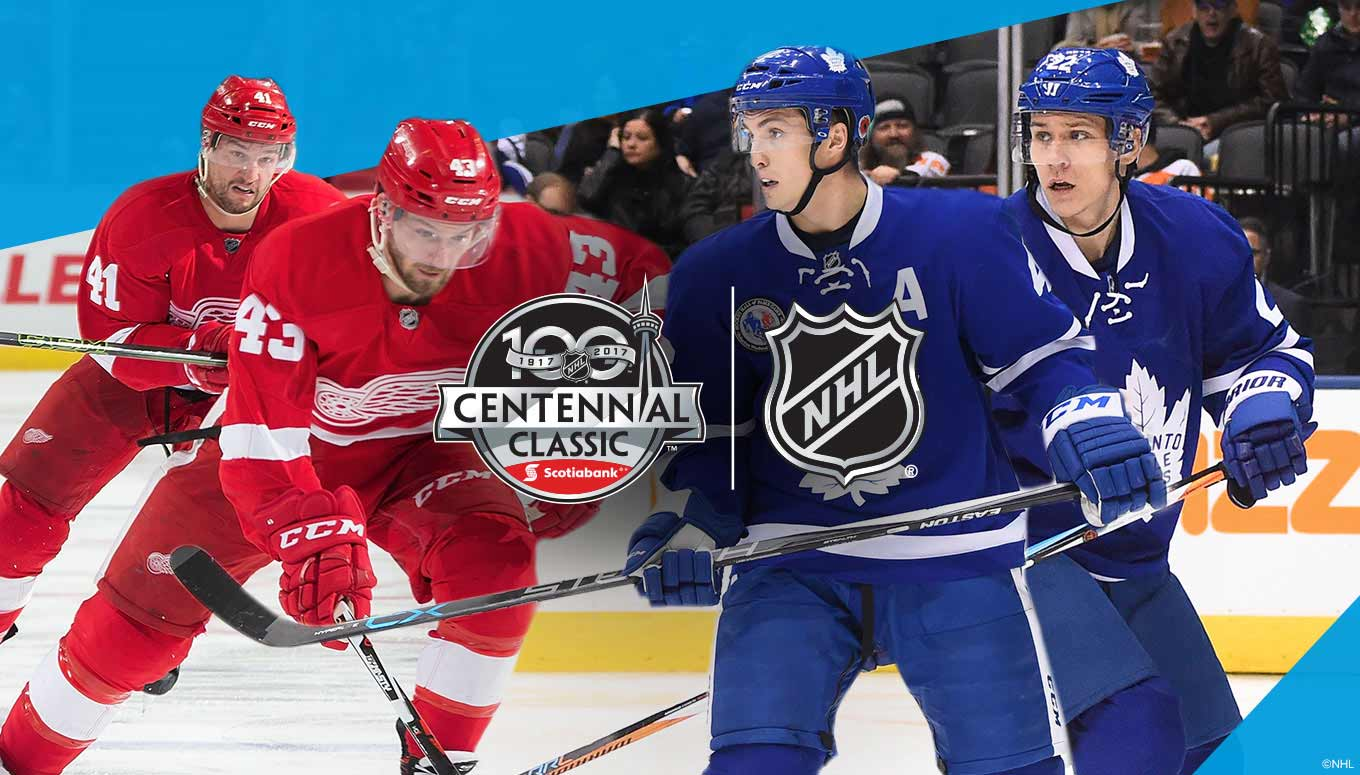 Ticketmaster NHL Centennial Classic™ Get This Close Sweepstakes