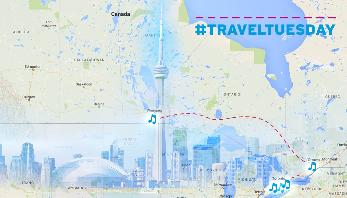 Wanderlust: Road Trip Guide to Canadian Music Festivals