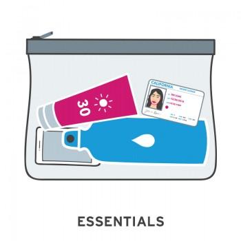 packing essentials music festival emoji