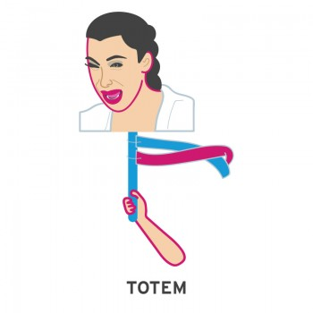 totem music festival emoji