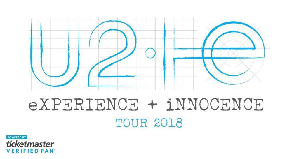 U2 Experience + Innocence Tour 2018 #VerifiedFan FAQ