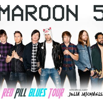 Maroon 5   10 Tips To Get Tickets to the Red Pill Blues 2018 Tour