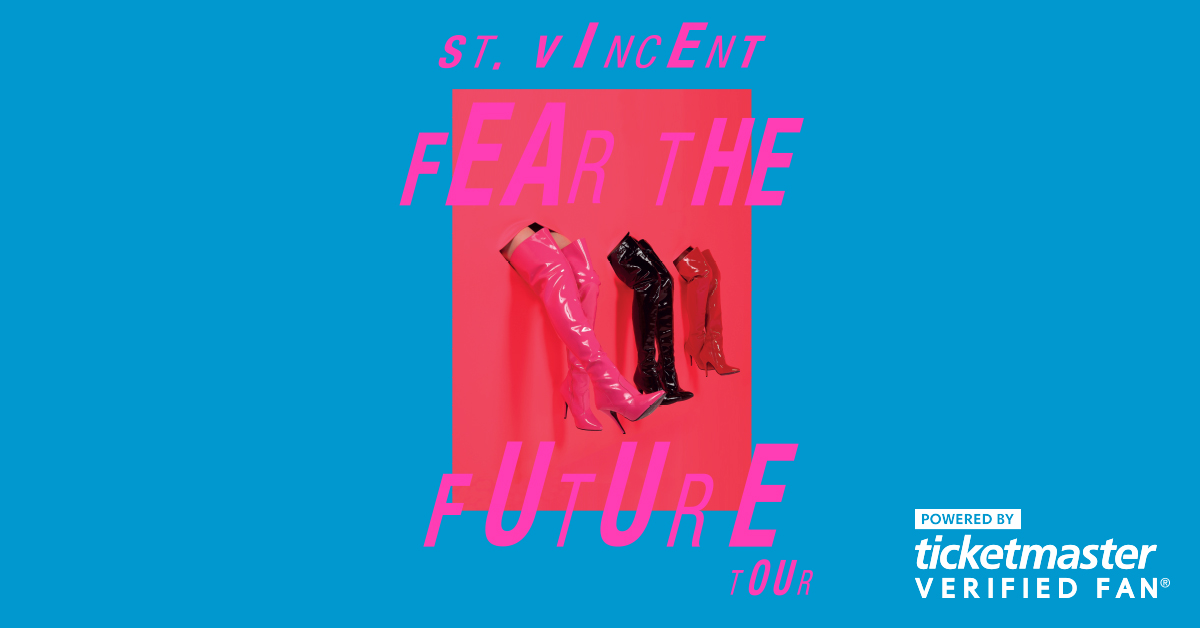 St. Vincent #VerifiedFan Presale FAQ