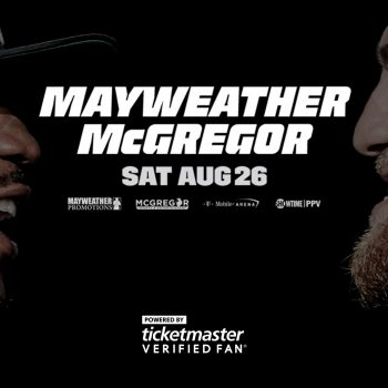 Mayweather vs. McGregor #VerifiedFan FAQ