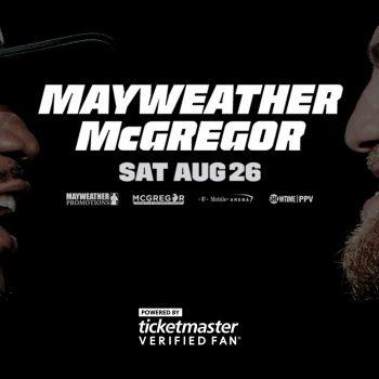 Mayweather vs. McGregor #VerifiedFan FAQ