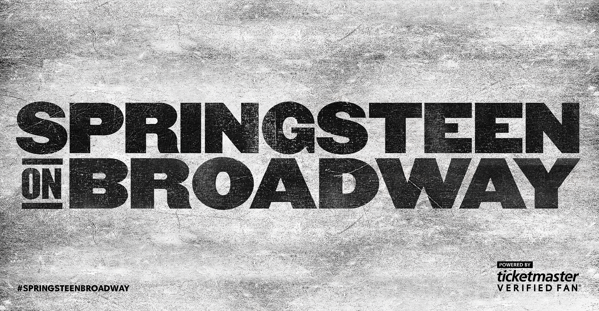 Springsteen on Broadway – Extended Run!