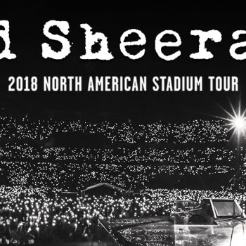 Ed Sheeran 2018 North American Stadium Tour #VerifiedFan Presale FAQ