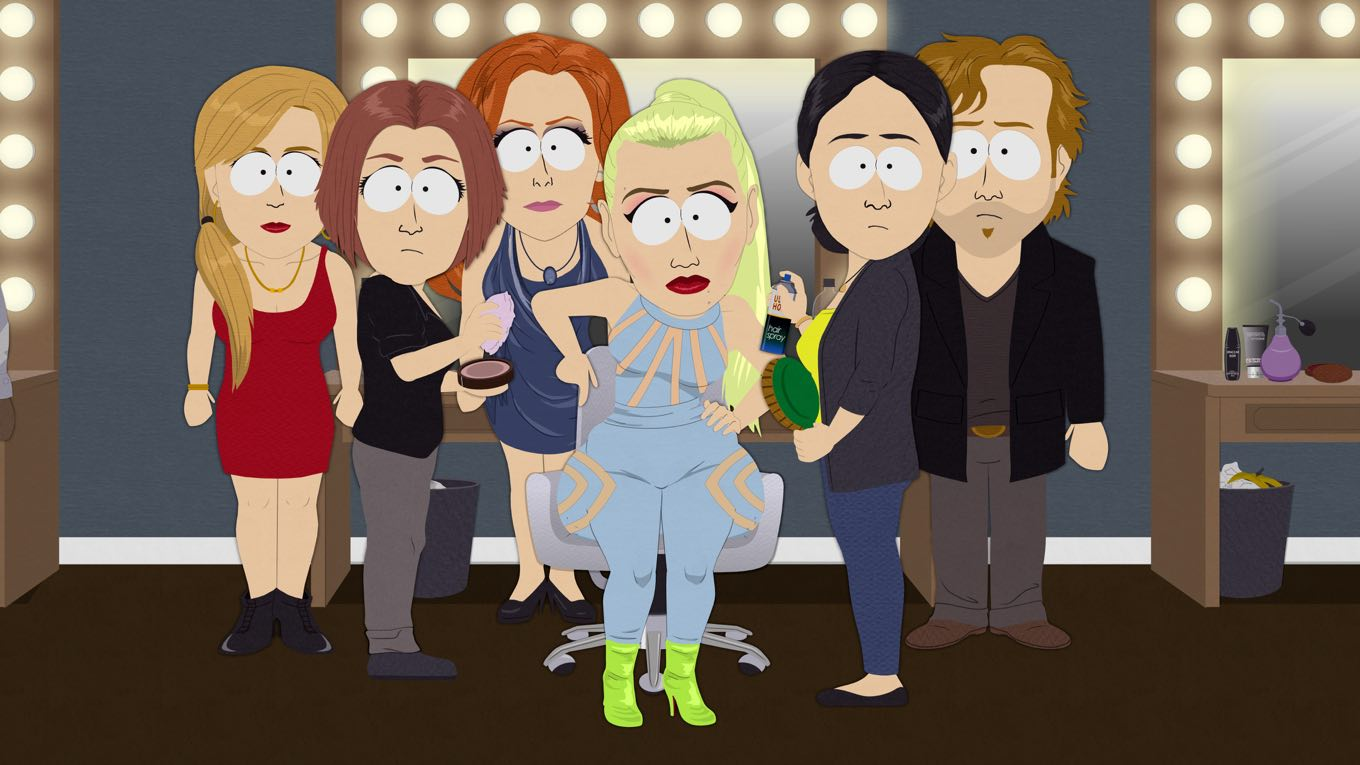 10 Hilarious South Park Cameos by Epic Rockstars