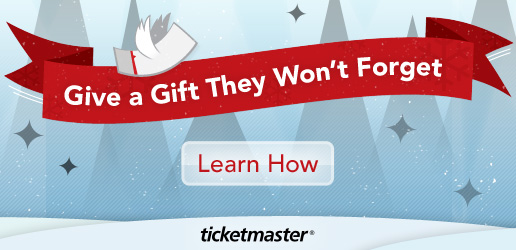 Ticketmaster Ticket Transfer for Gifting