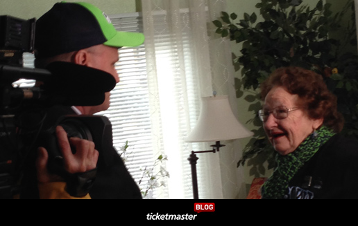 Ticketmaster sending Grandma to the Super Bowl