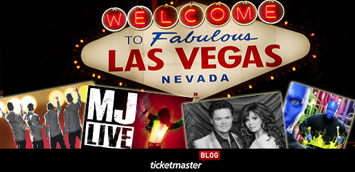 Spend your Tax Refund at Vegas Live Events