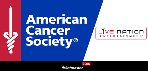 Live Nation Entertainment and the American Cancer Society Fight Cancer