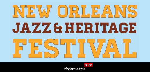 Music Festival Spotlight: New Orleans Jazz and Heritage Festival