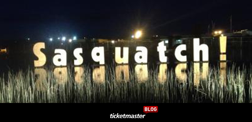Sasquatch music festival and essential mix ticketmaster