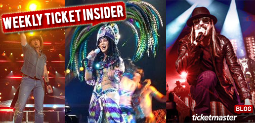 Weekly Ticket Insider for Memorial Day Weekend 2014