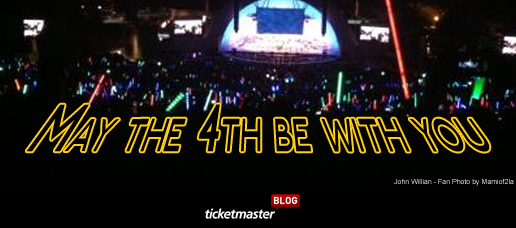may the 4 be with you starwars ticketmaster
