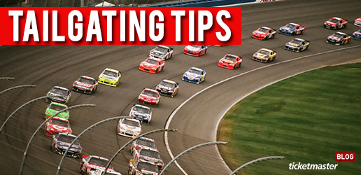 nascar tailgate checklist tickets