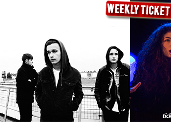 Weekly Ticket Insider – June 06, 2014 - Lorde & The 1975