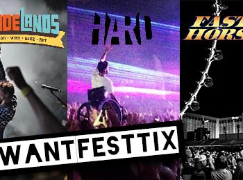 #IWantFestTix Flyaway Contest Winners Announced!