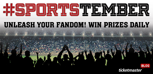 Unleash Your Sports Fandom with #Sportstember Daily Giveaways, Super Bowl Tickets & More