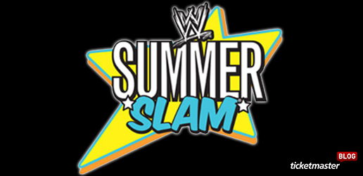WWE Summer Slam in Los Angeles @ Staples Center
