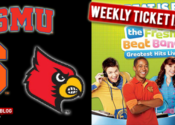 Ticket Insider - Fresh Beat Band, College & Pro Football Tickets Onsale