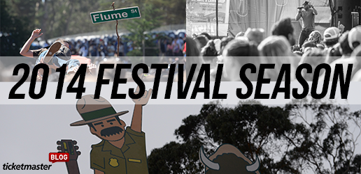 2014 Festival Season Photo Video Moments