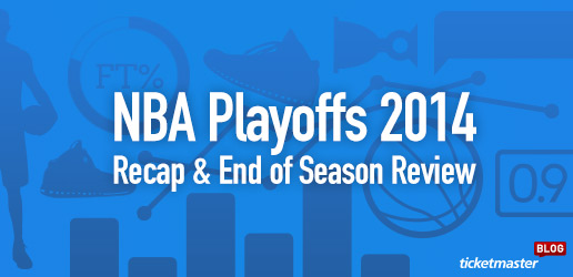 NBA Playoffs 2014 Recap & End of Season Review
