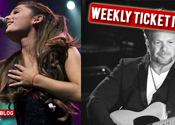 Ticket Insider - Ariana Grande, John Mellencamp Tickets On Sale