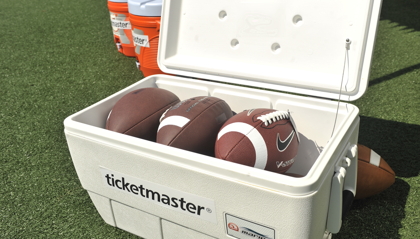 Back to School: Ticketmaster employees share college #Sportstember stories