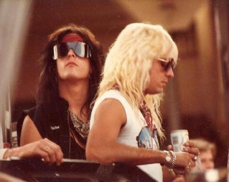 Throwback Thursday: Memories with Mötley Crüe