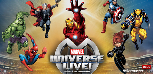 Enter our Marvel Inspired Family Getaway