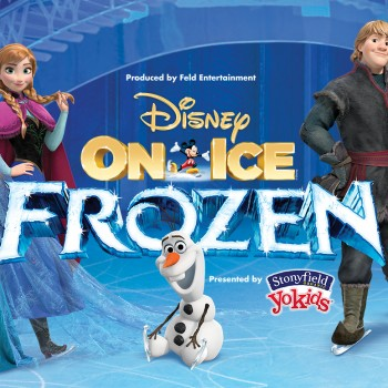 Disney on Ice presents FROZEN in Chicago Sweepstakes Family Flyaway