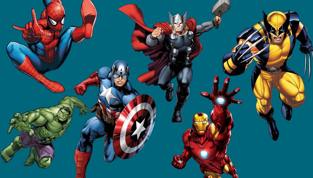 10 Marvel Superheroes Did Your Favorite Superhero Make The List