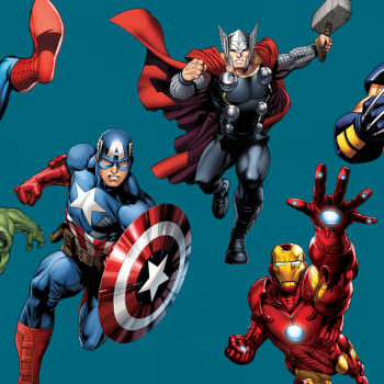 Bam! Pow! 10 Marvel Superheroes We Love