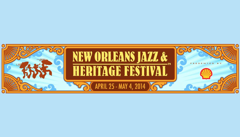 Music Festival Spotlight: New Orleans Jazz & Heritage Festival presented by Shell