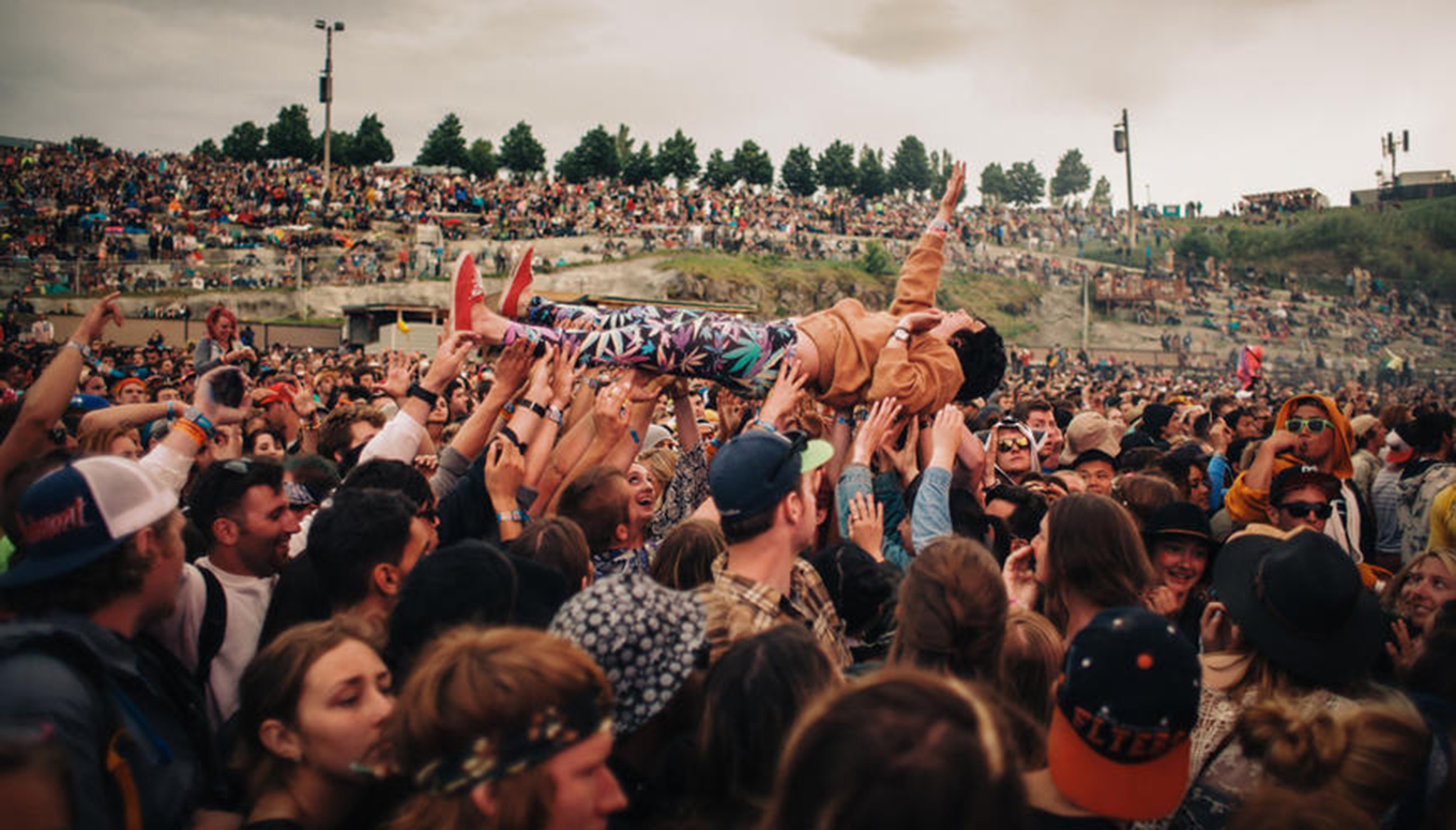Sasquatch Music Festival Artists to See & Essential Mix