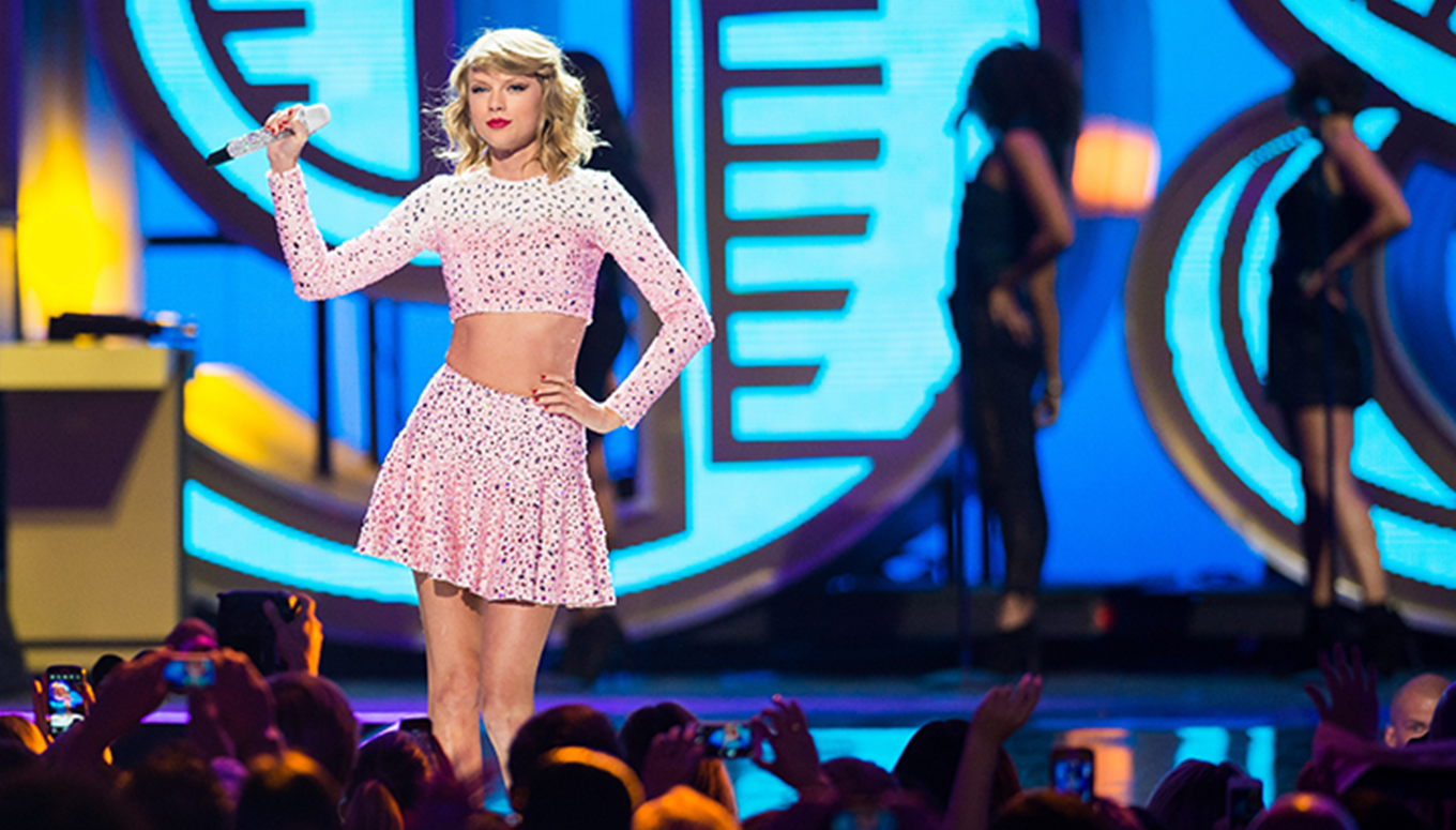 Get Excited for Taylor Swift's 1989 World Tour with these Music Videos