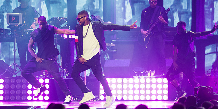 10 Usher Music Videos to get you Excited for the UR Experience Tour