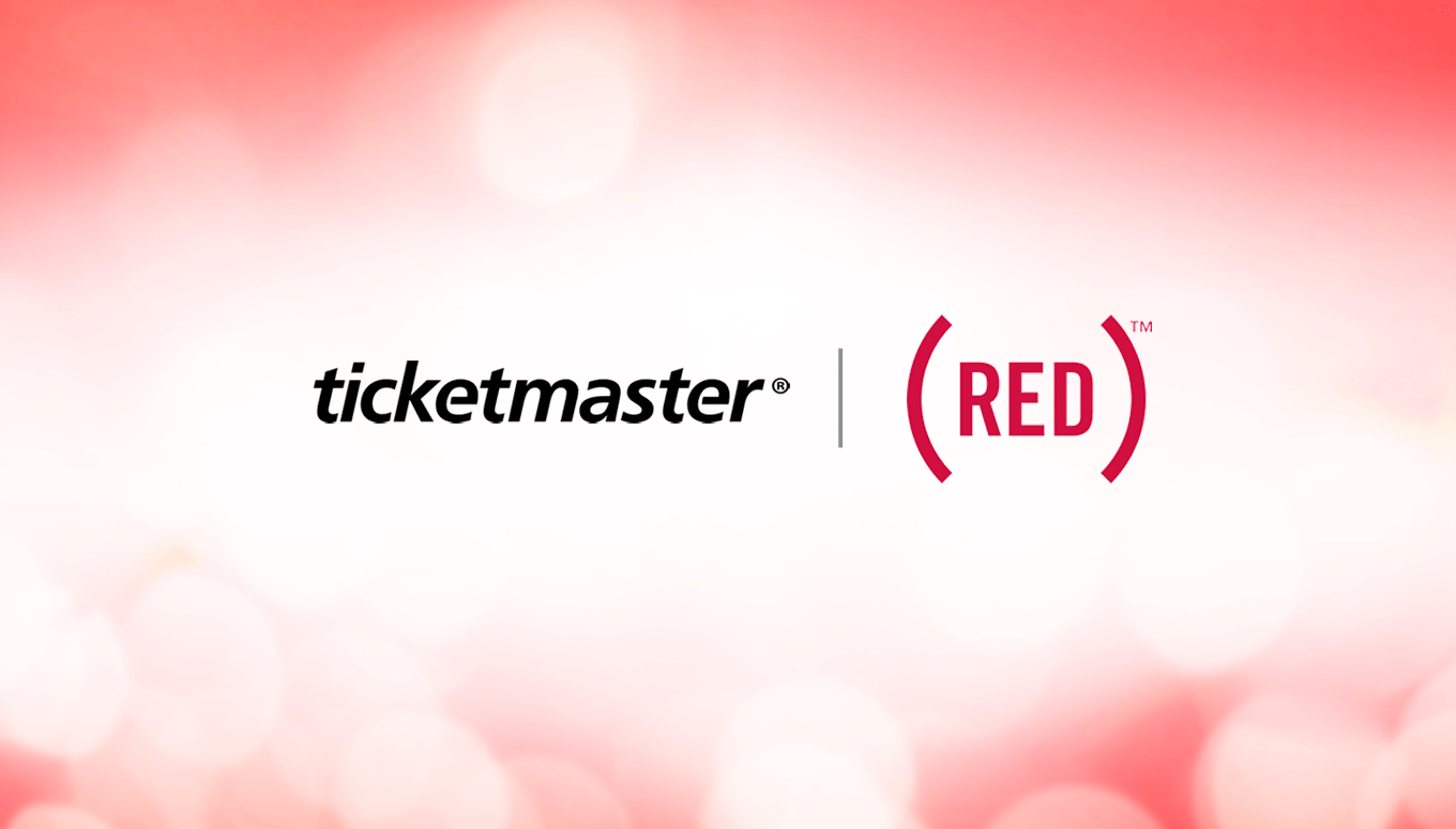 Continue the Fight Against AIDS with Ticketmaster & (RED)™!