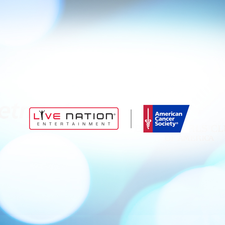 'Rock Out And Save Lives' with the American Cancer Society, Ticketmaster & Live Nation Entertainment