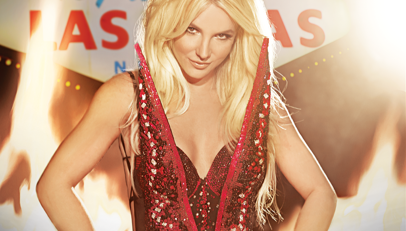 Britney Spears VIP experience in VEGAS Sweepstakes