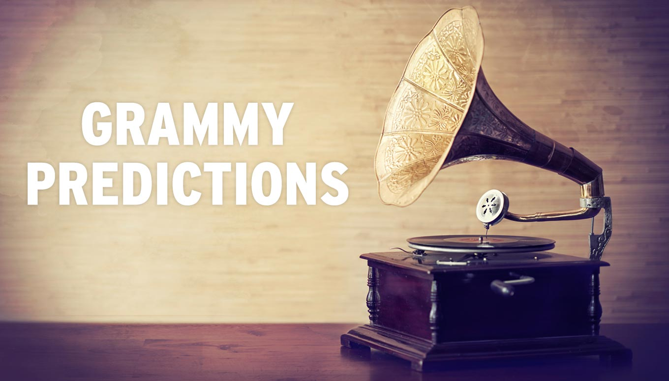 Who will win the 2015 GRAMMY Awards? We Share Our GRAMMY Predictions