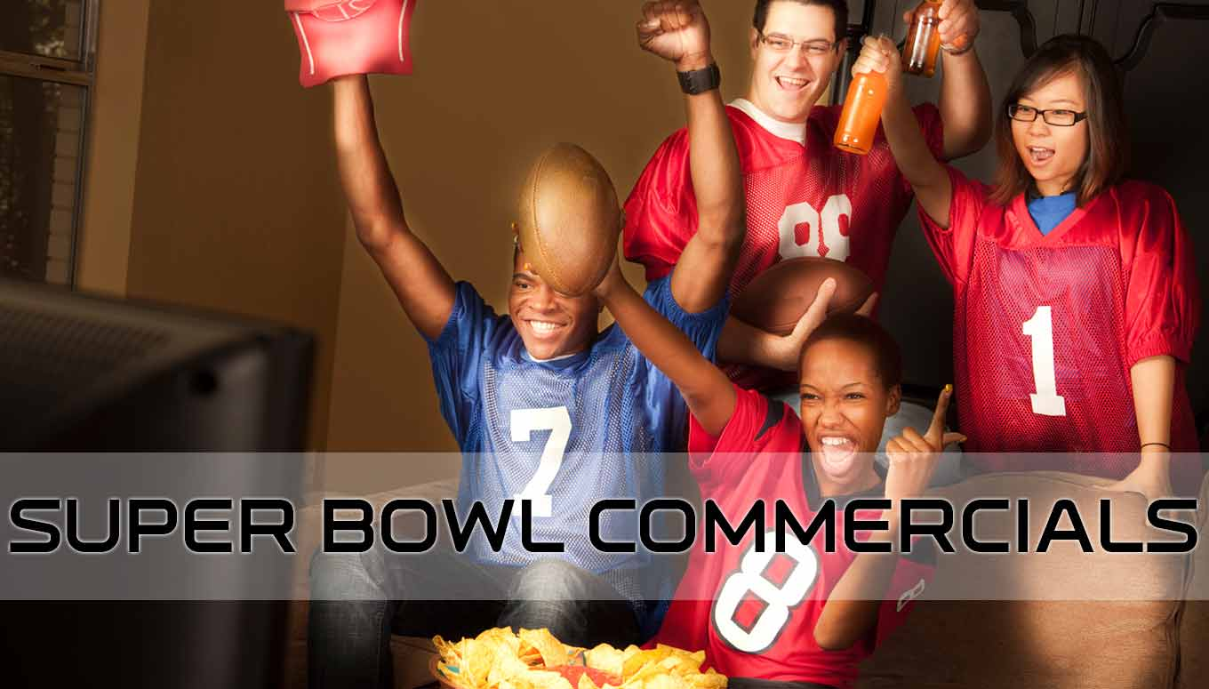 10 Years of Super Bowl Commercials