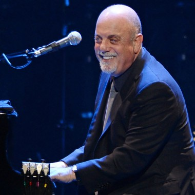Watch these Billy Joel Music Videos & Sing-Along on the Piano Man's Tour