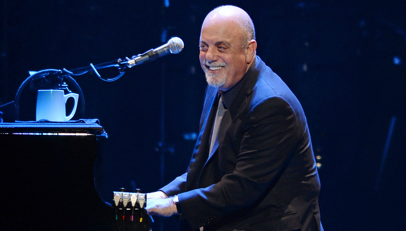Watch These Billy Joel Videos Amp Sing Along On Tour